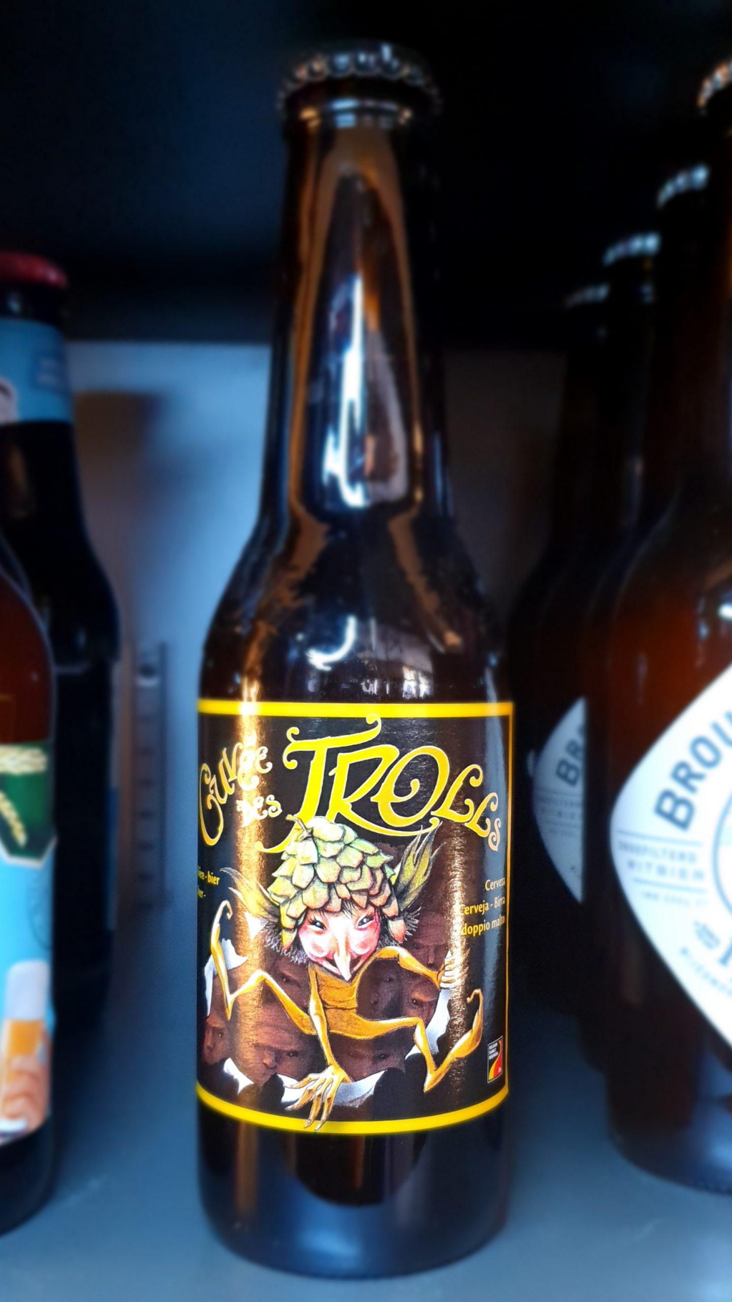 Cuvee des Trolls - brouwerij Dubuisson